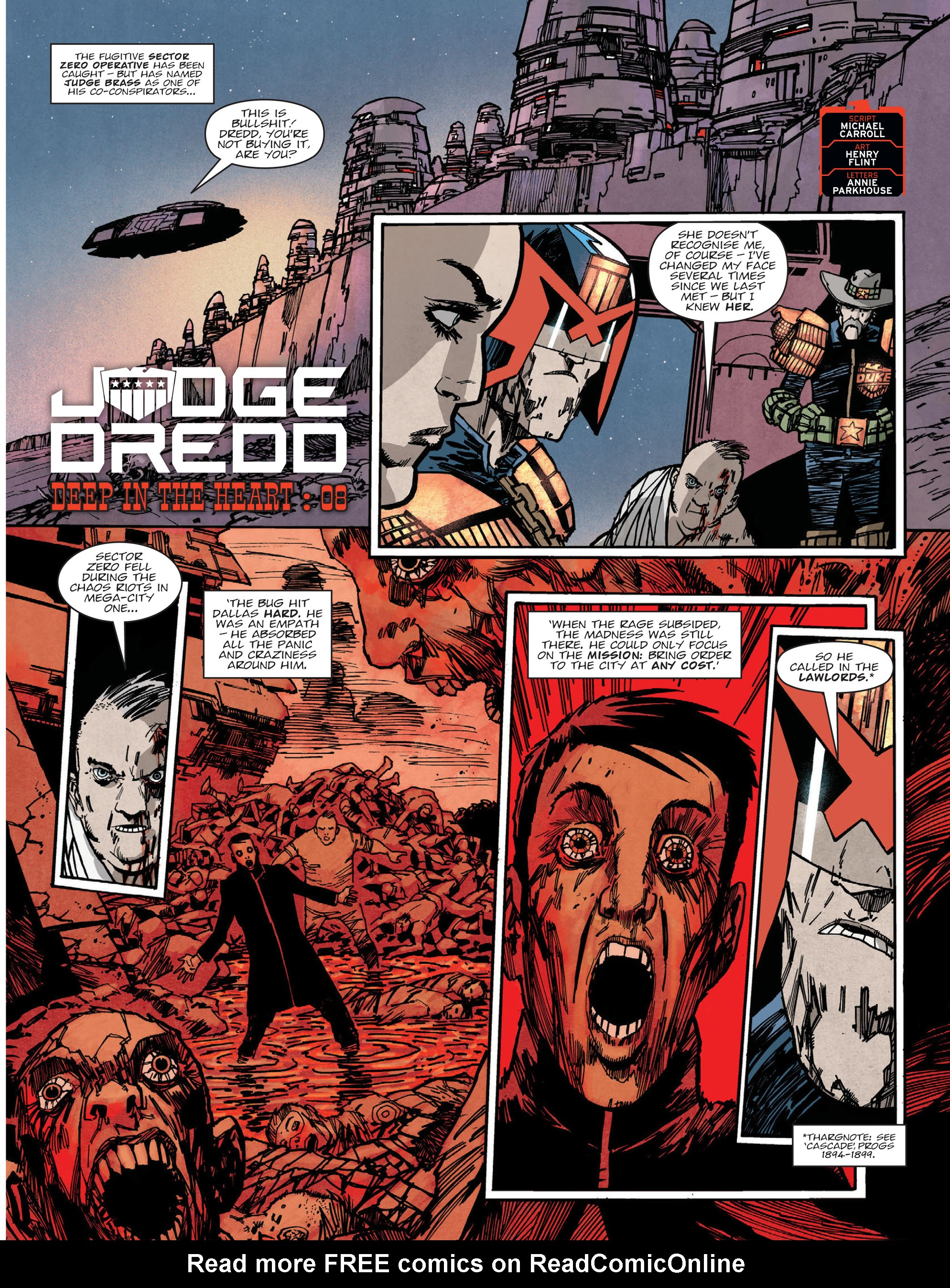 Read online 2000 AD comic -  Issue #2019 - 3