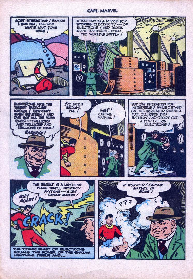 Captain Marvel Adventures issue 87 - Page 10