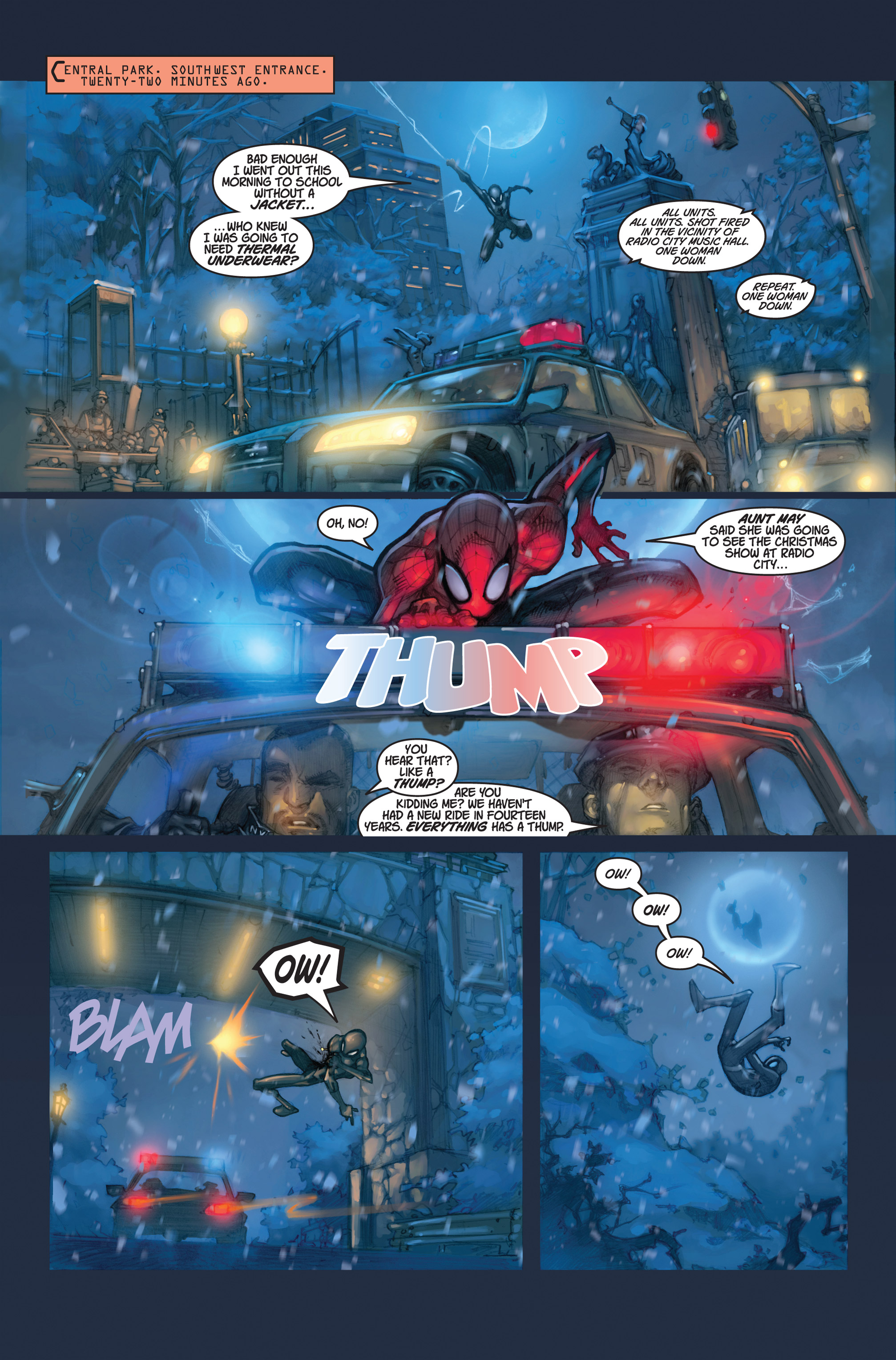 Read online Ultimates 3 comic -  Issue #2 - 3
