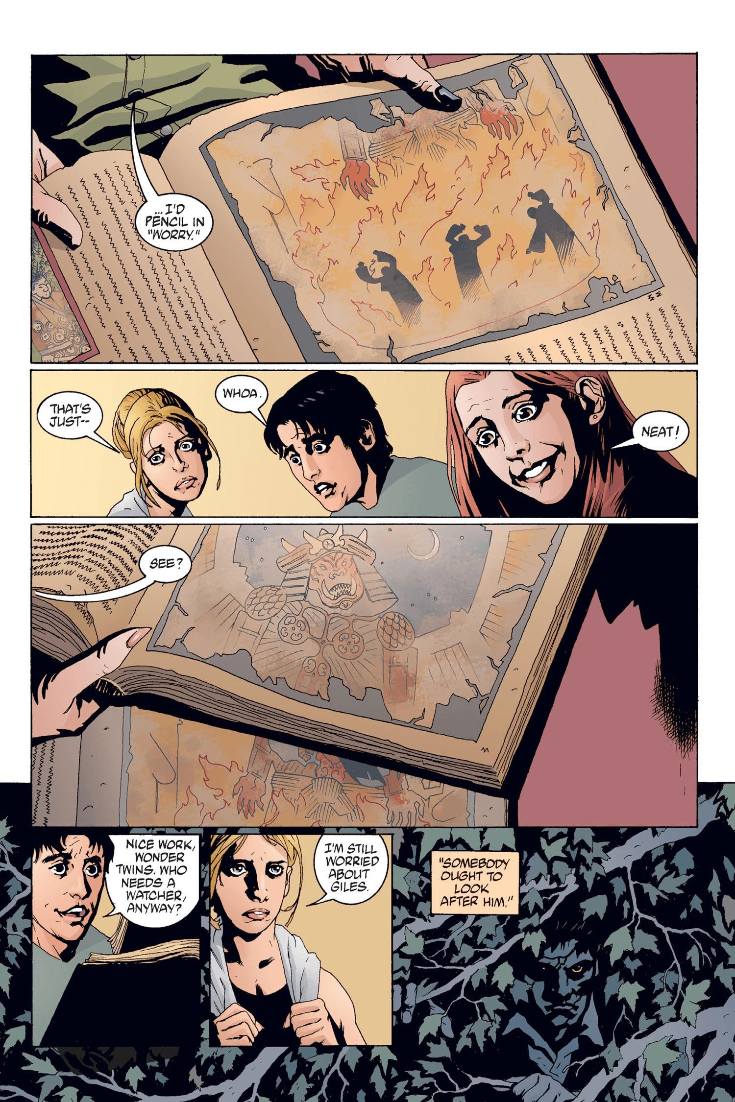 Read online Buffy the Vampire Slayer: Omnibus comic -  Issue # TPB 2 - 158