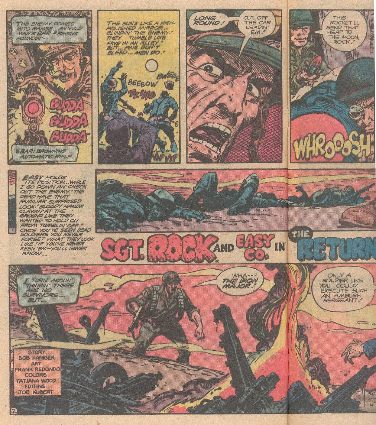 Read online Sgt. Rock comic -  Issue #345 - 3