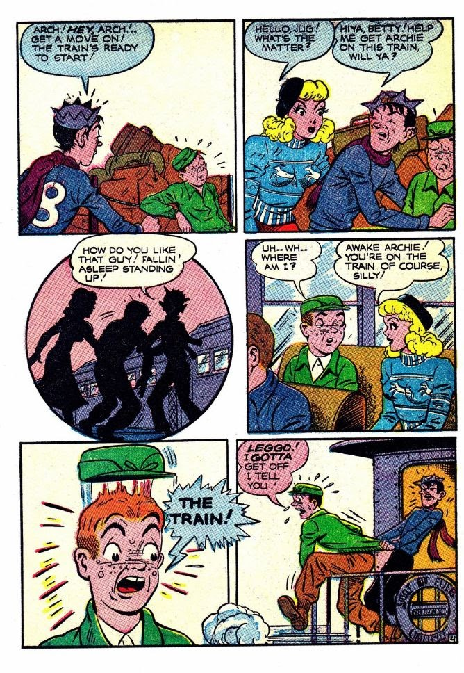 Archie Comics issue 026 - Page 43