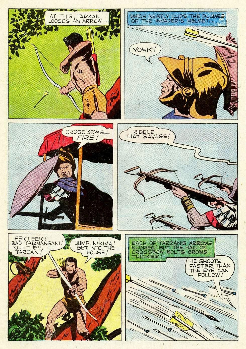 Tarzan (1948) issue 122 - Page 5