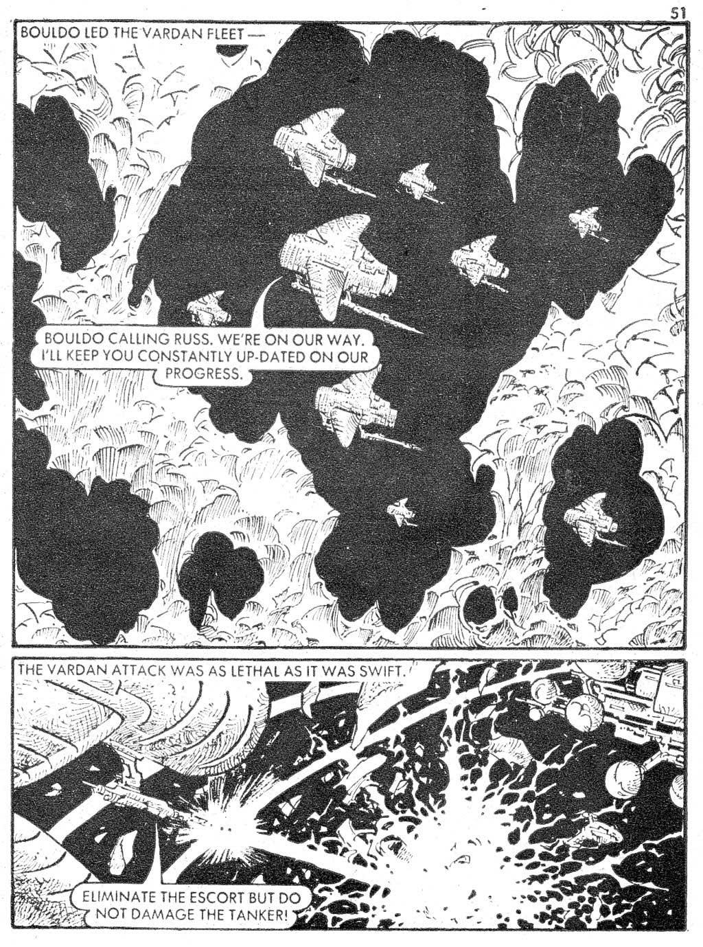 Starblazer issue 87 - Page 51