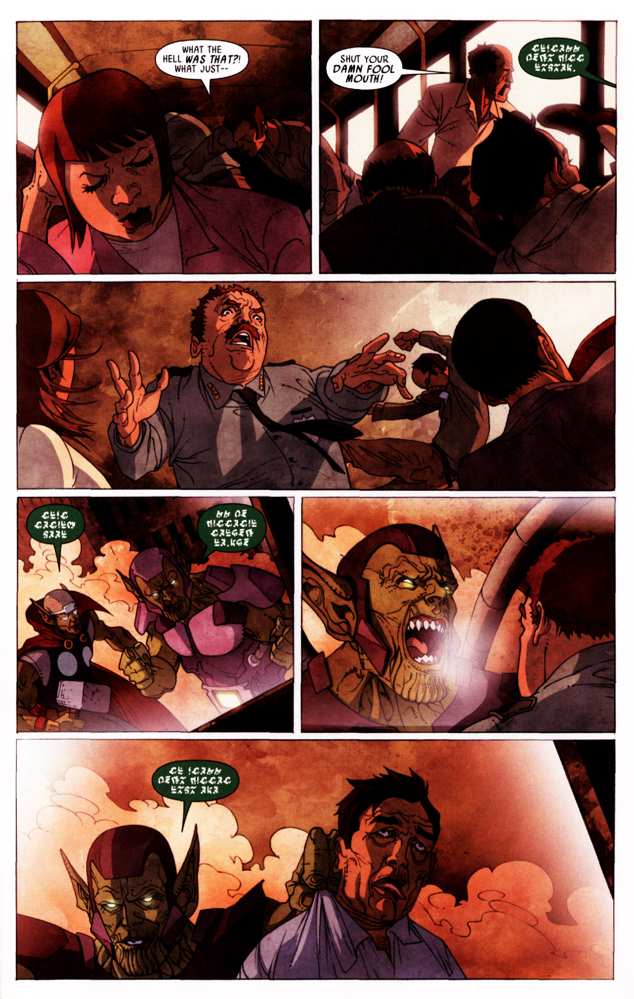 Read online Secret Invasion: Front Line comic -  Issue #2 - 20