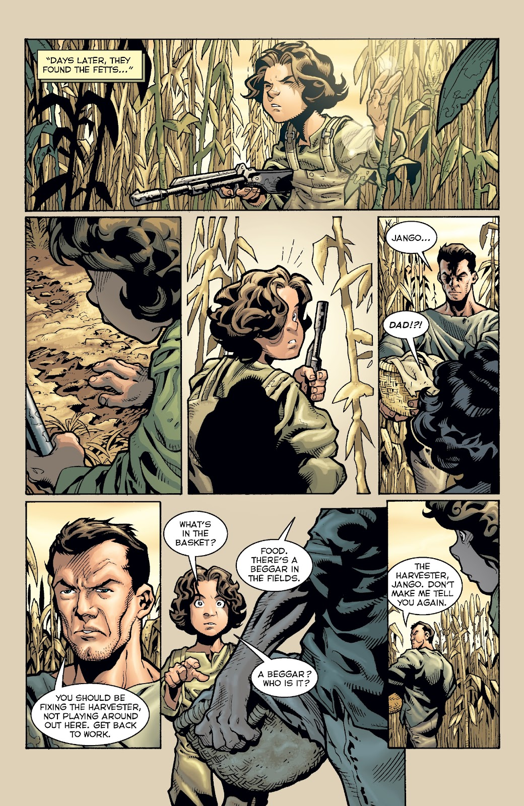 Read online Star Wars Legends Epic Collection: The Menace Revealed comic -  Issue # TPB (Part 1) - 12