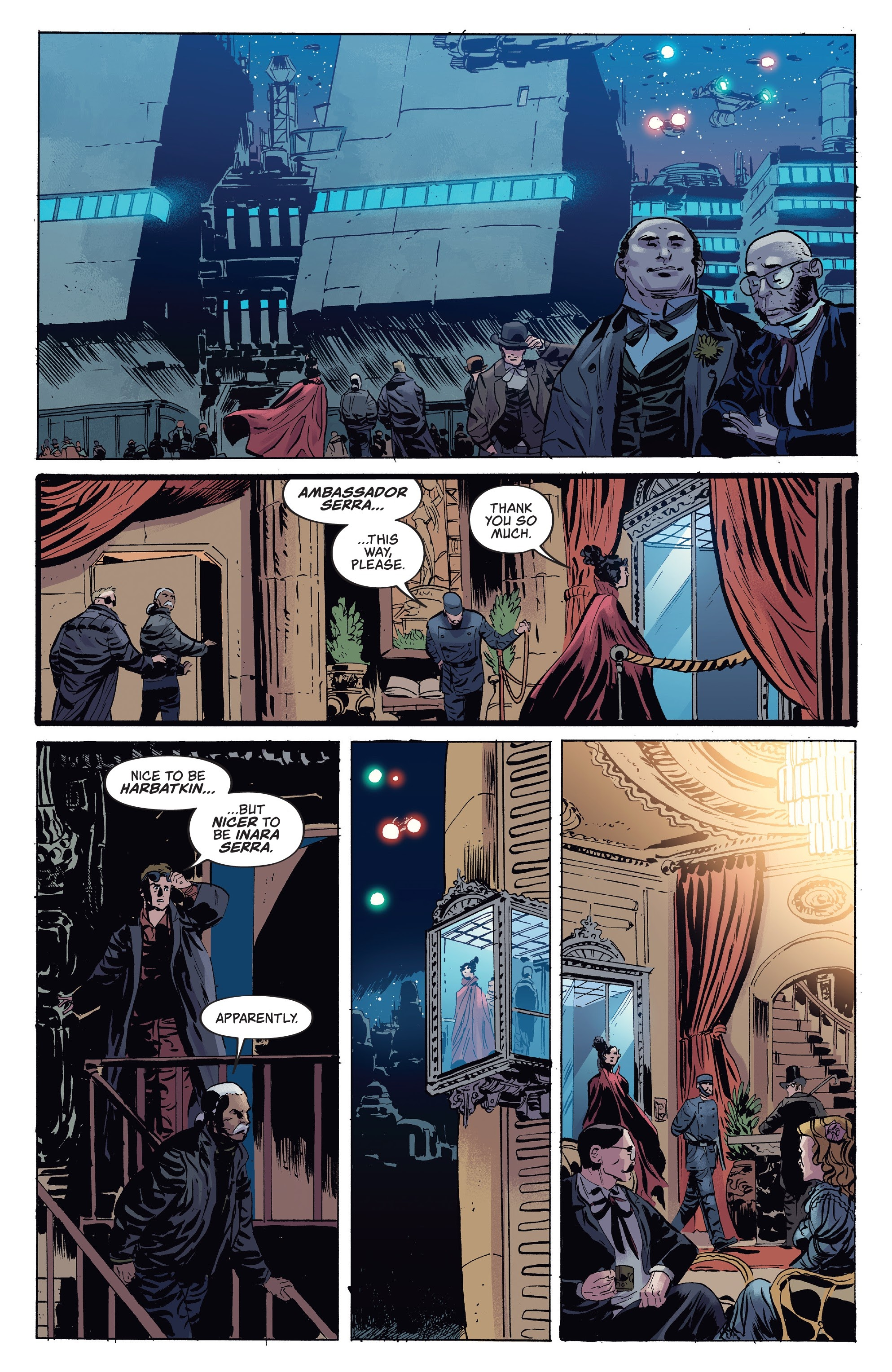 Read online Firefly comic -  Issue #7 - 20