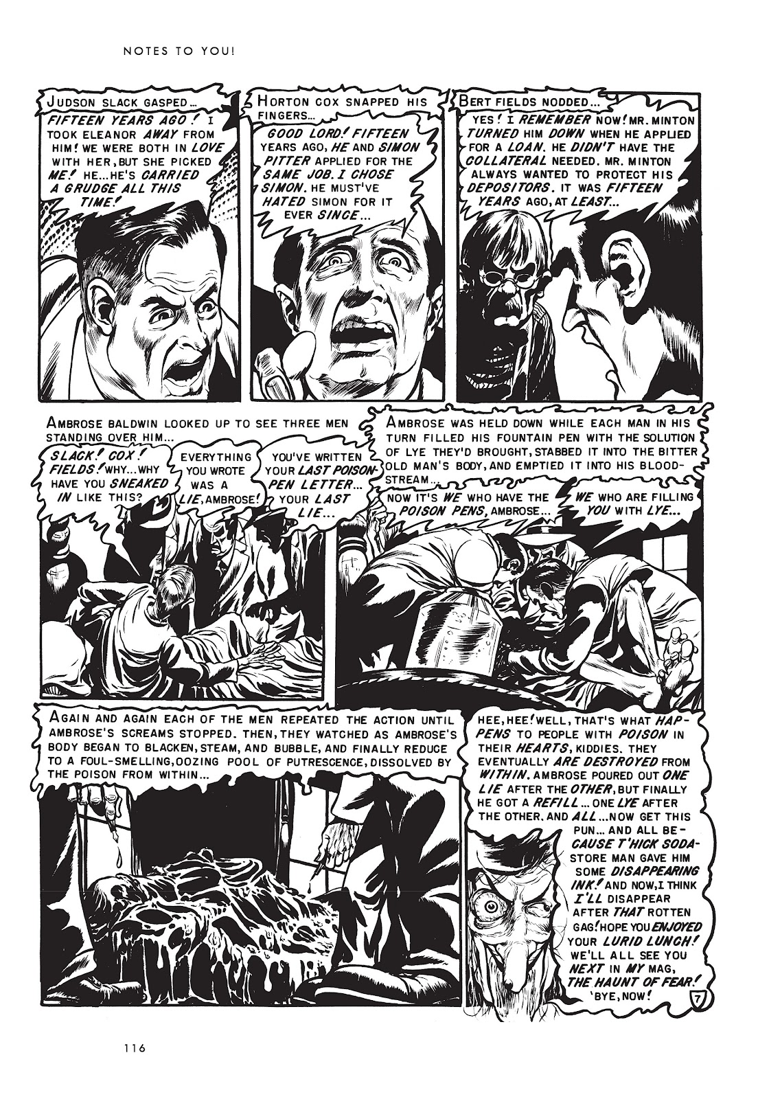 Read online Sucker Bait and Other Stories comic -  Issue # TPB (Part 2) - 31