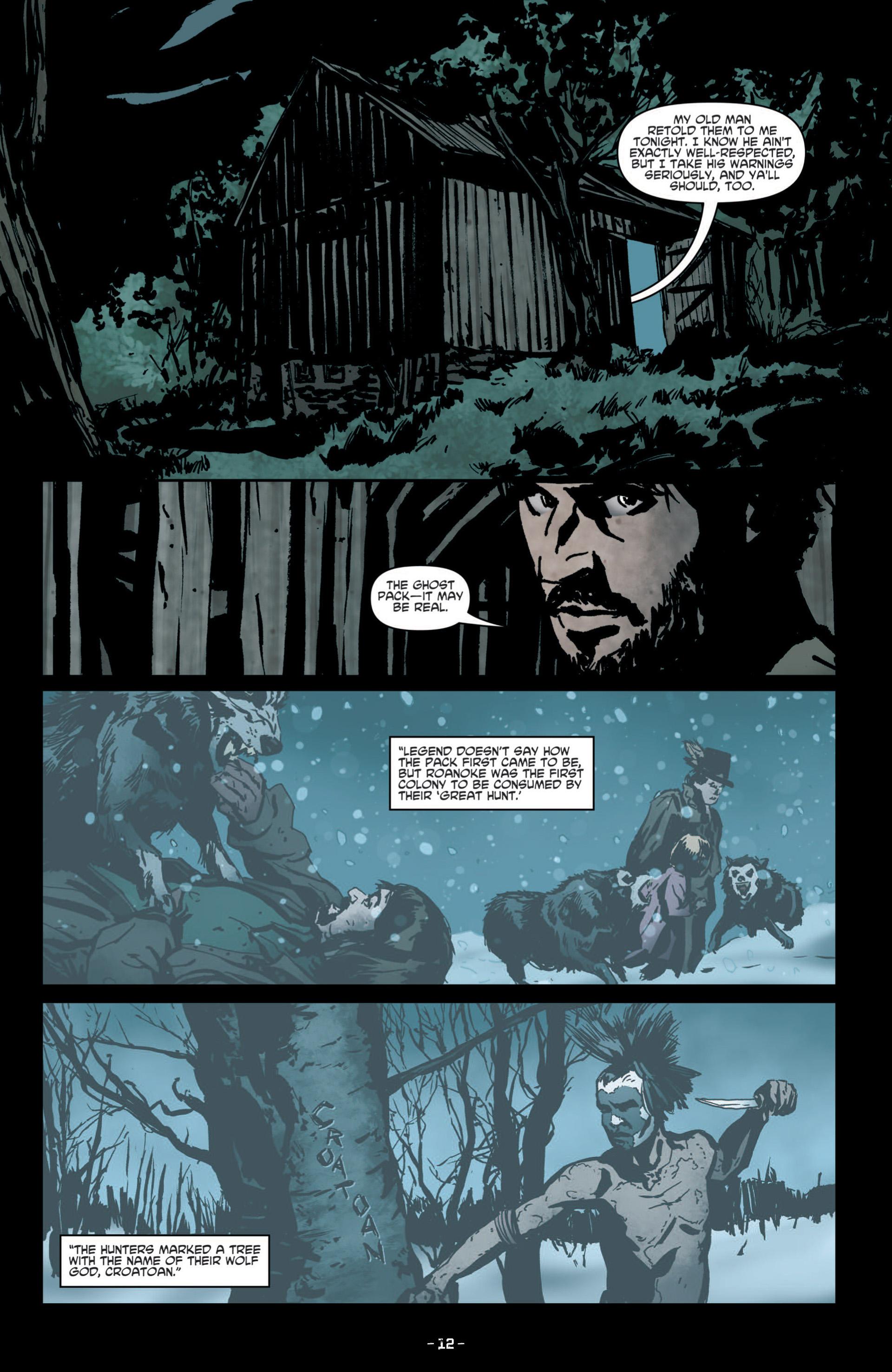 Read online True Blood (2012) comic -  Issue #8 - 14