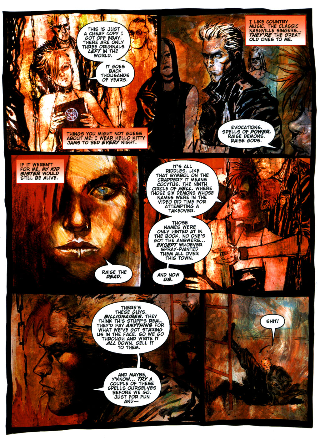 Read online Silent Hill: Dying Inside comic -  Issue #3 - 10