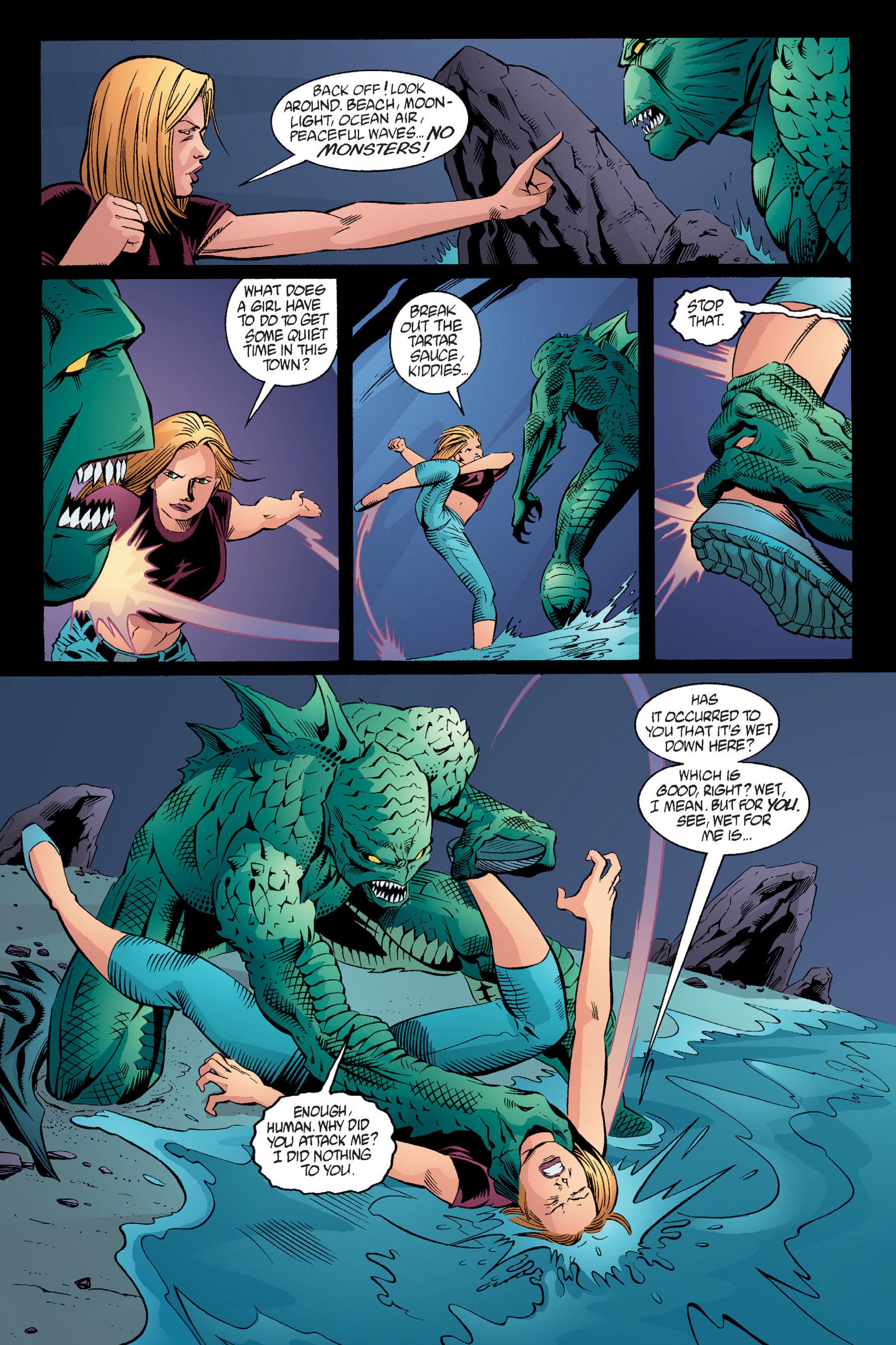 Read online Buffy the Vampire Slayer: Omnibus comic -  Issue # TPB 4 - 224