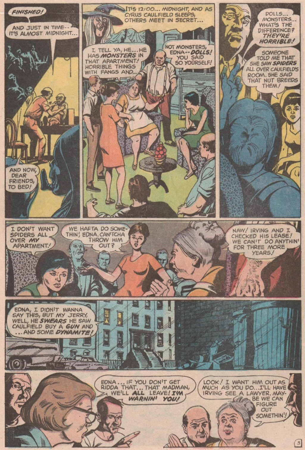 The Witching Hour (1969) issue 6 - Page 13