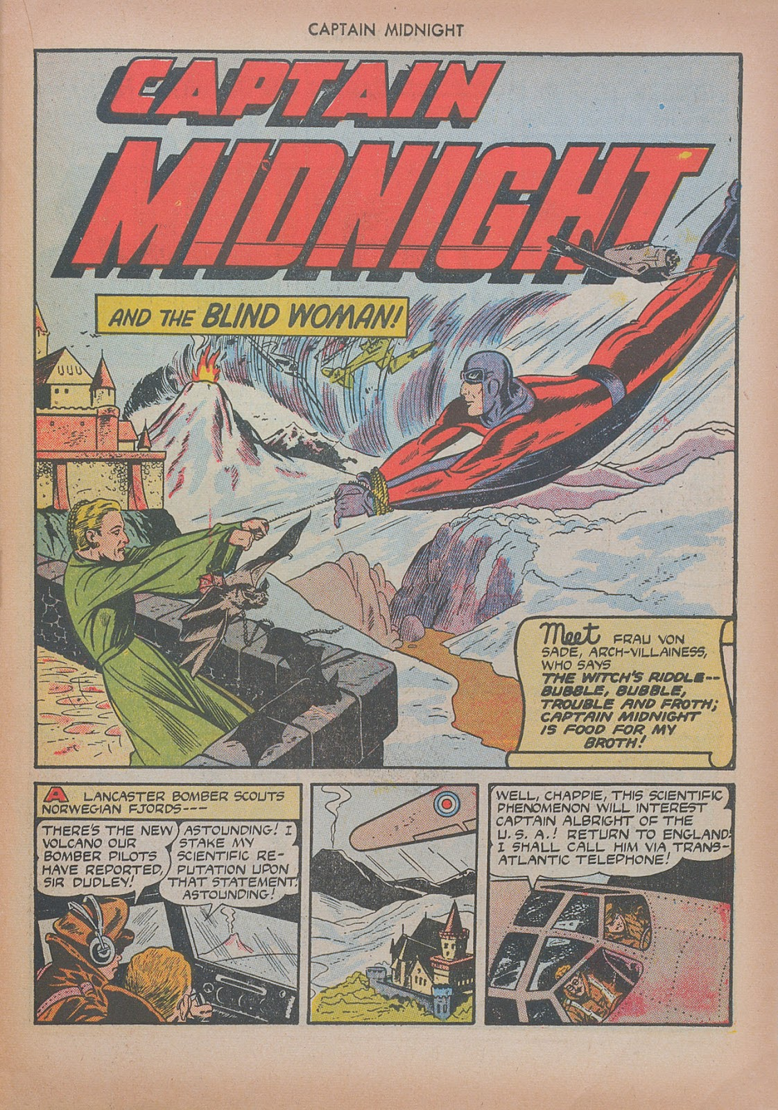 Captain Midnight (1942) issue 20 - Page 39
