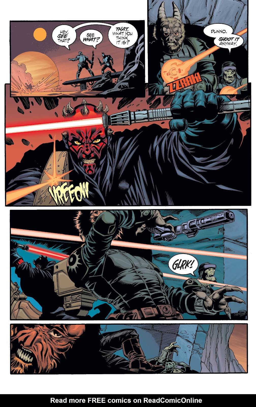 Read online Star Wars Legends: Rise of the Sith - Epic Collection comic -  Issue # TPB 2 (Part 2) - 99