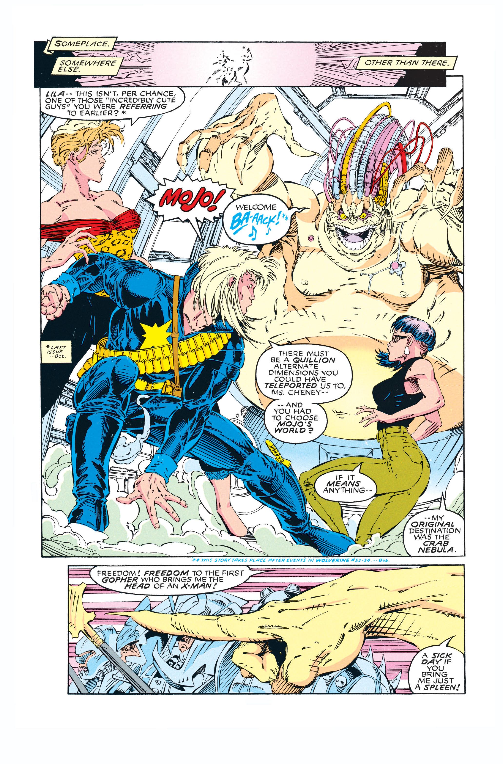 X-Men (1991) 6 Page 7