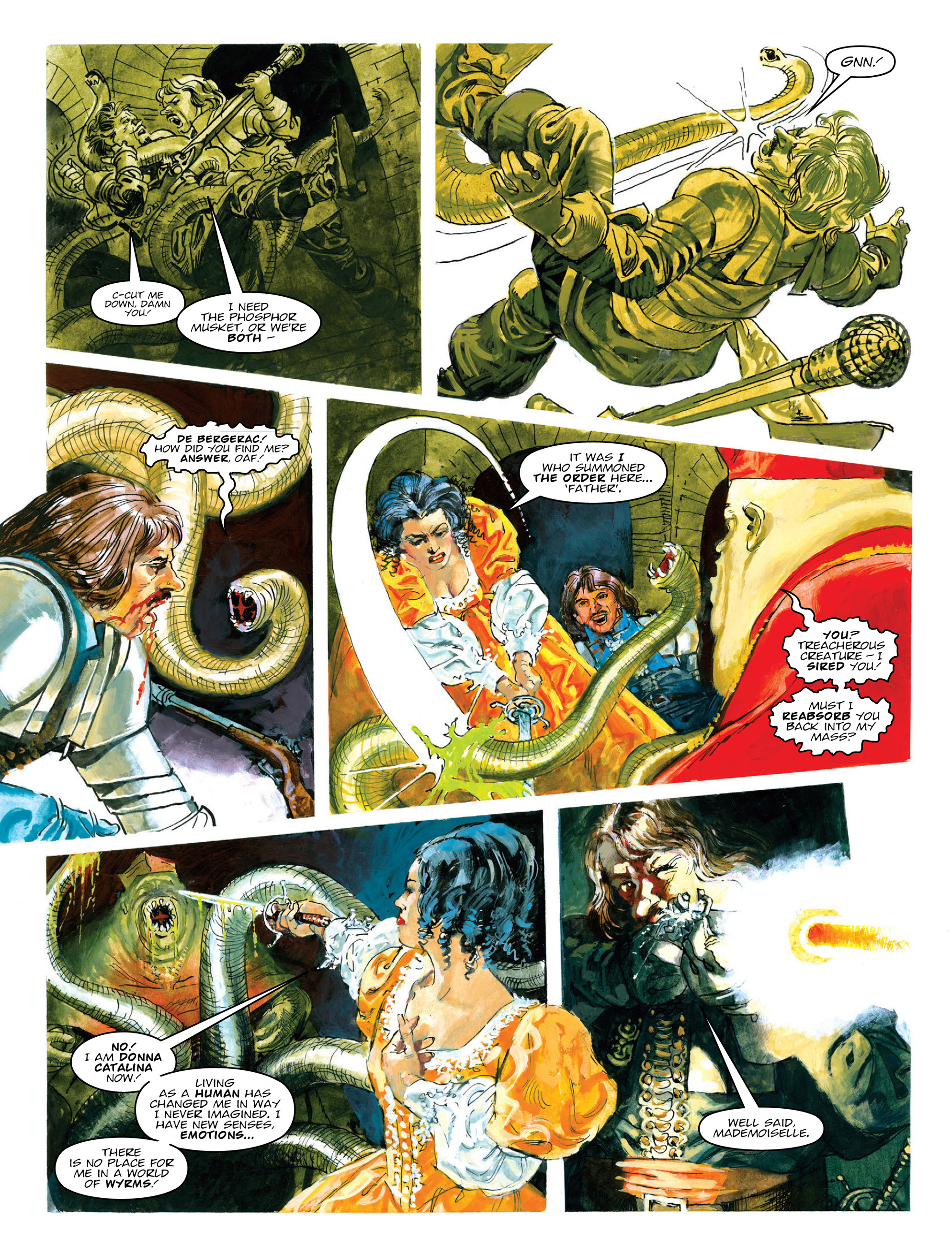 Read online 2000 AD comic -  Issue #2012 - 22
