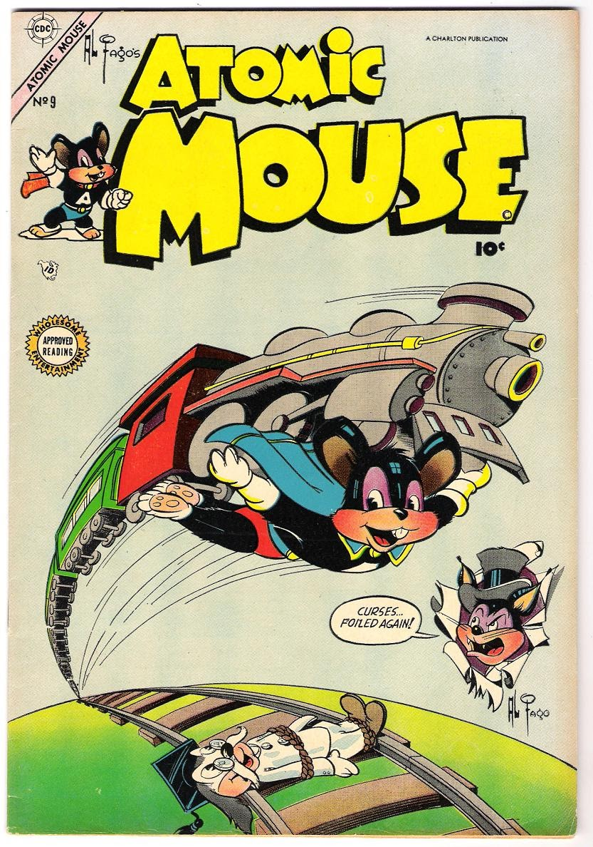 Atomic Mouse issue 9 - Page 1