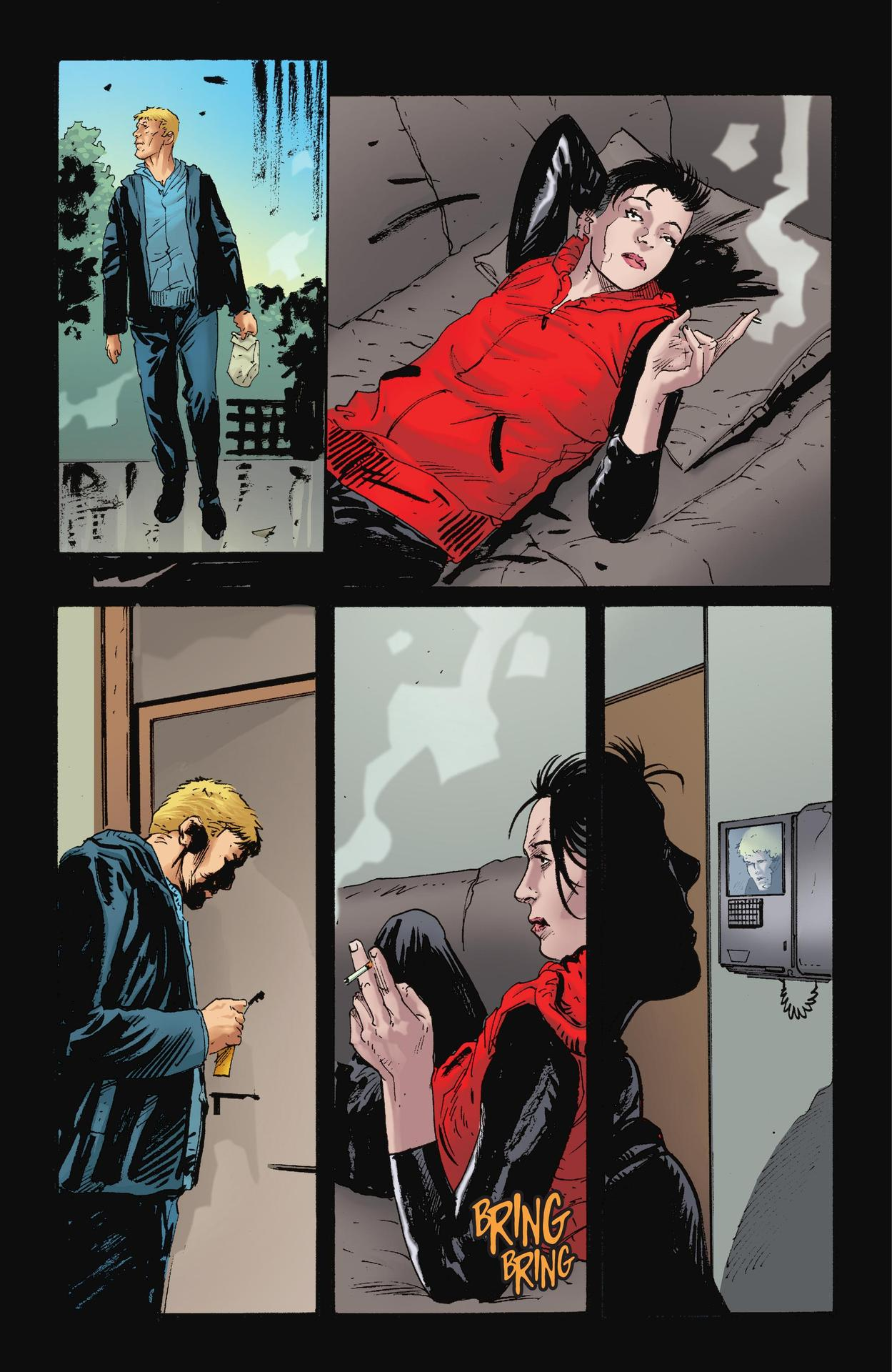 Read online The Girl Who Kicked The Hornet's Nest comic -  Issue # TPB - 260