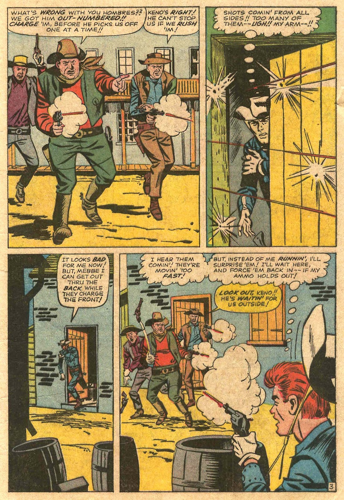 The Rawhide Kid (1955) issue 41 - Page 5