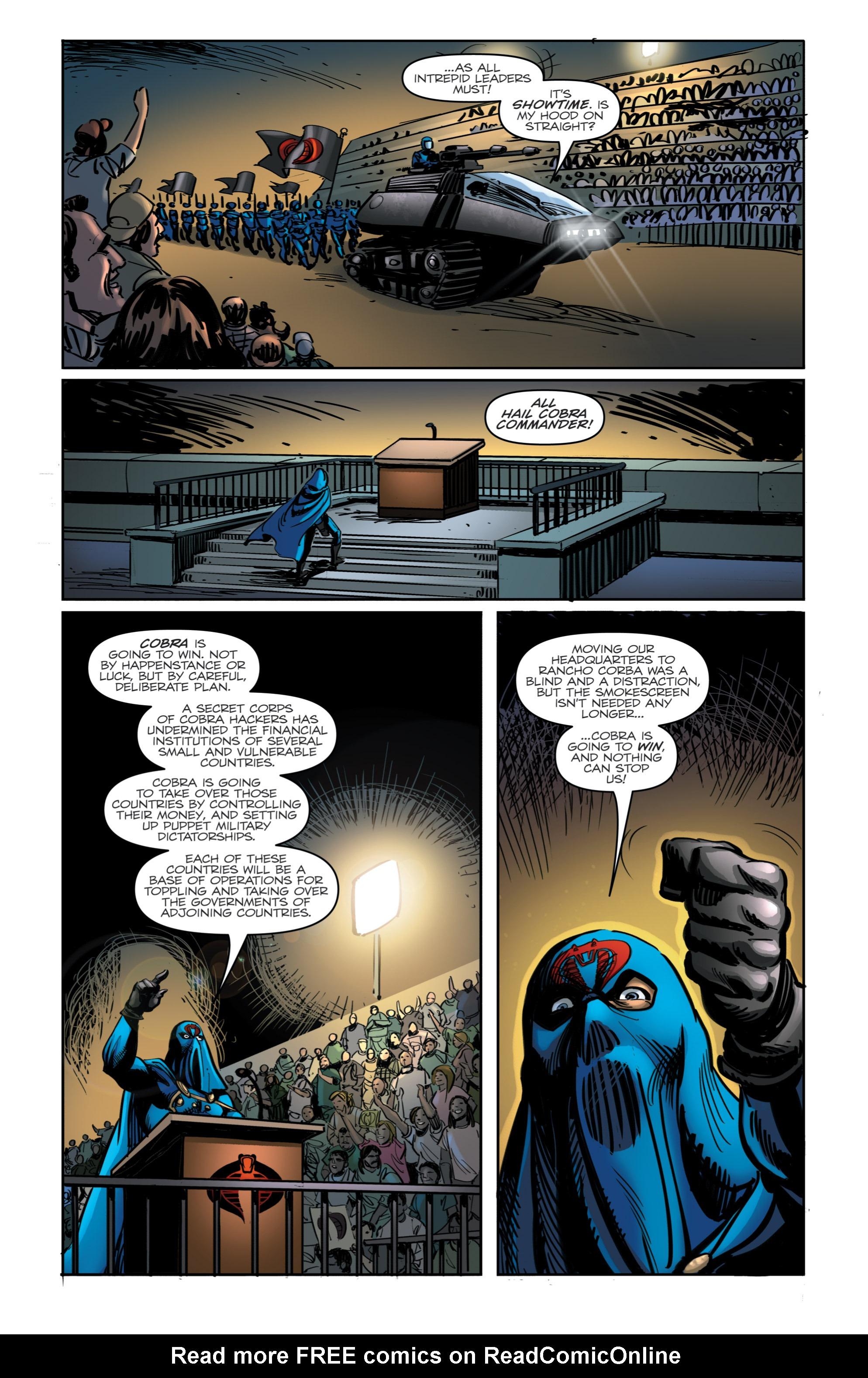 G.I. Joe: A Real American Hero 192 Page 14