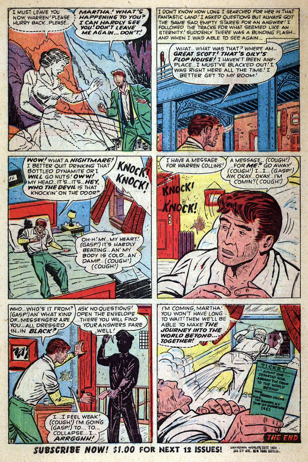 Journey Into Unknown Worlds (1950) issue 4 - Page 32