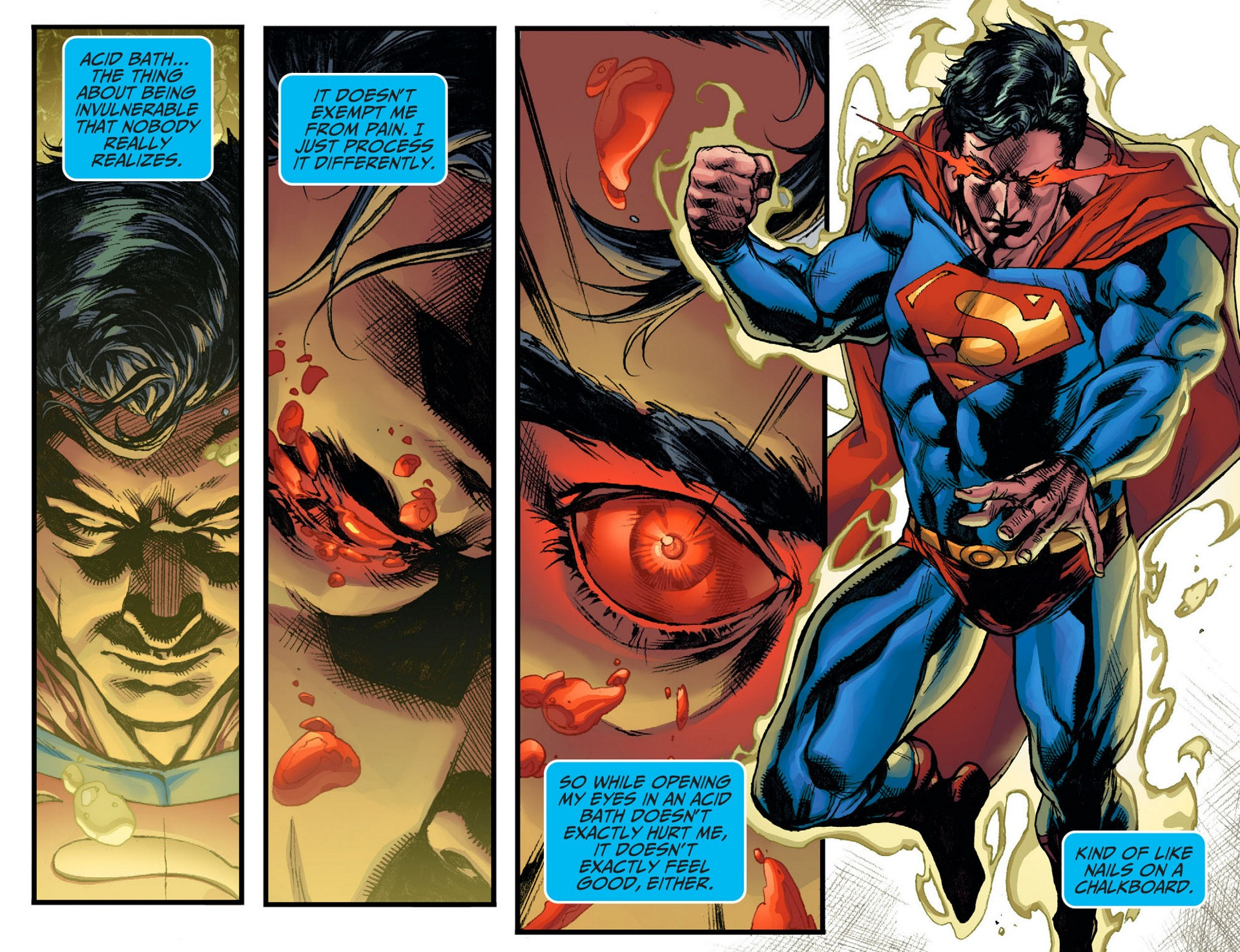Read online Adventures of Superman [I] comic -  Issue #7 - 13