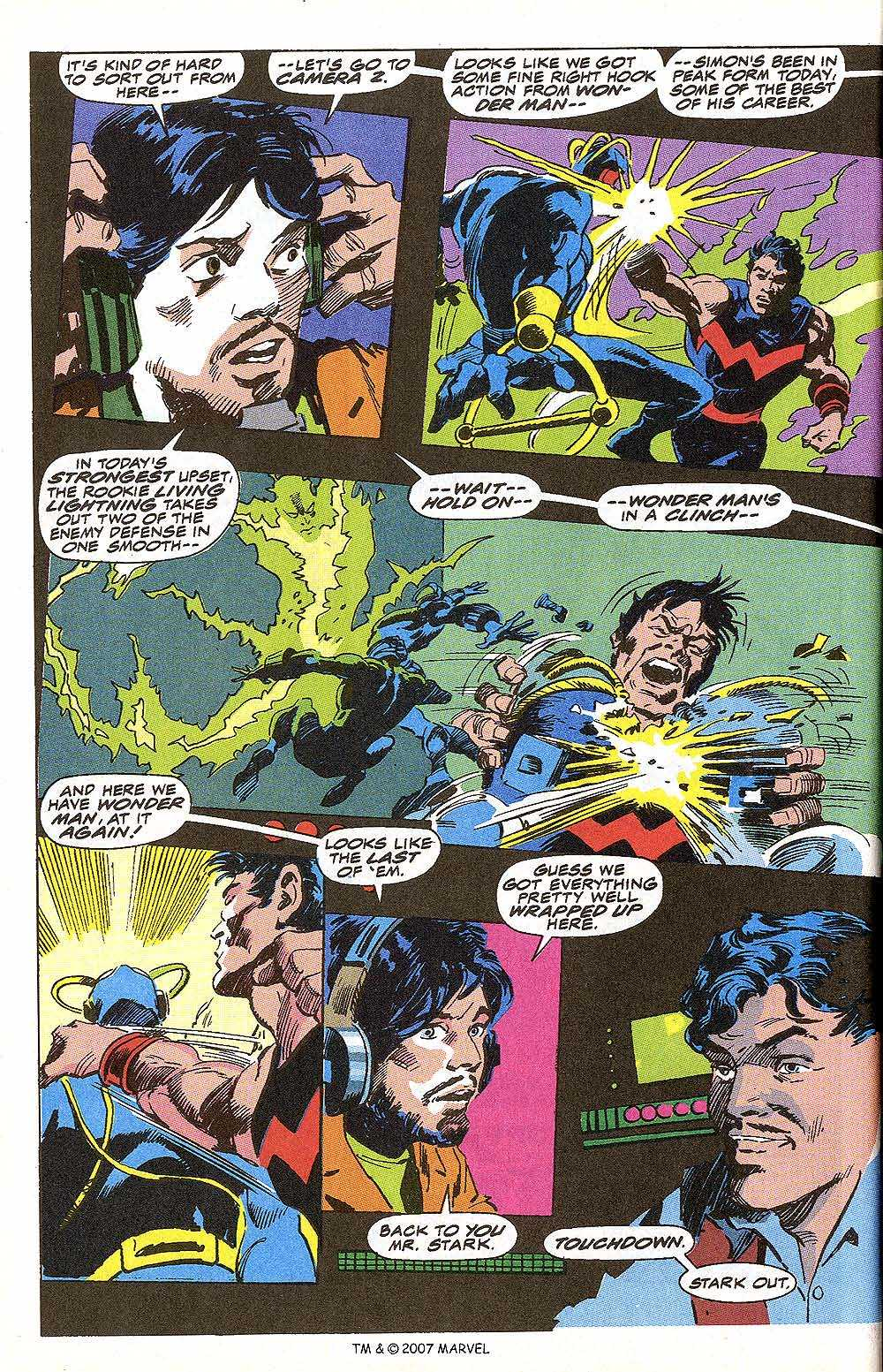 Iron Man Annual issue 13 - Page 12
