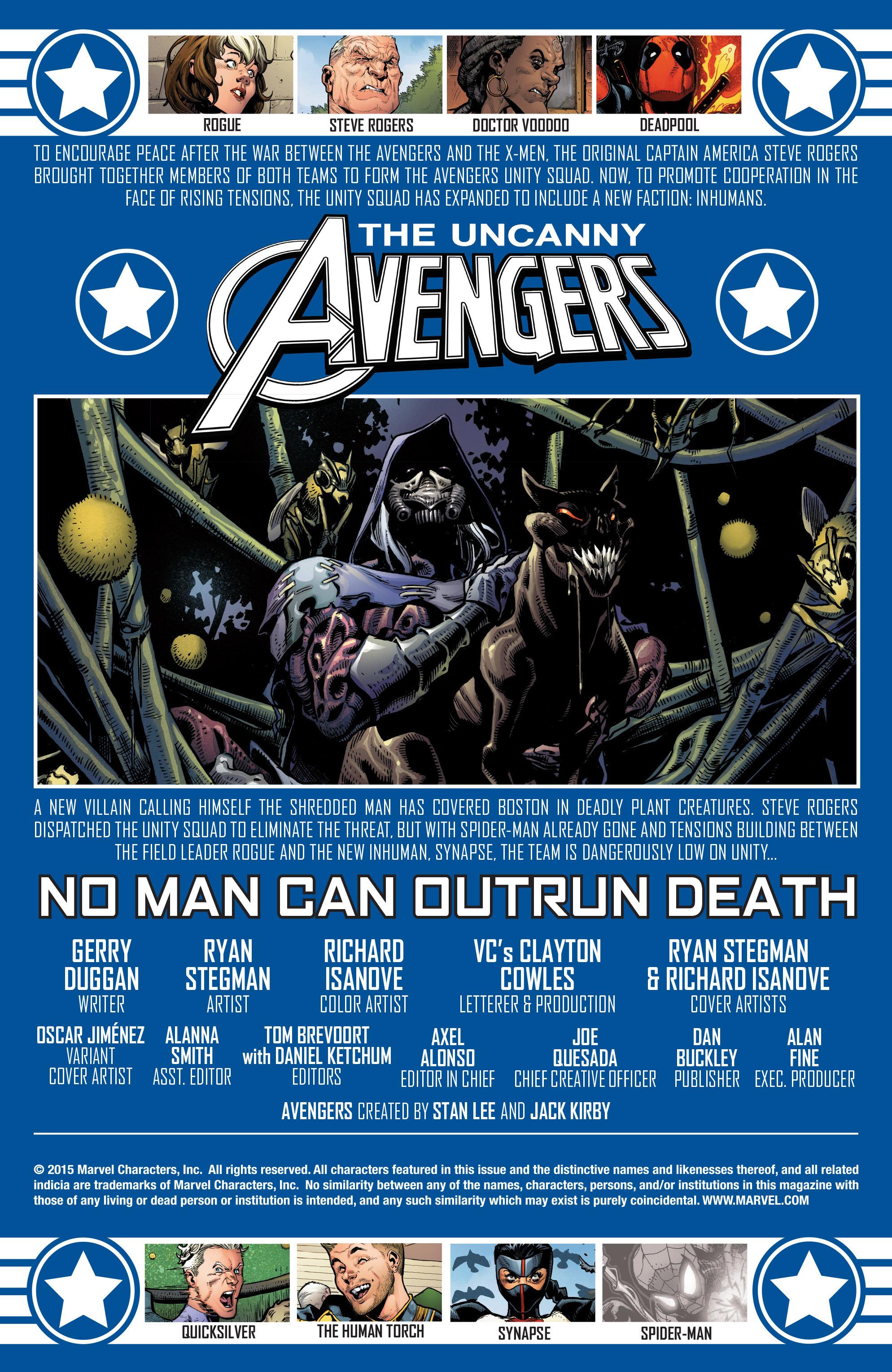 Read online Uncanny Avengers [II] comic -  Issue #2 - 2