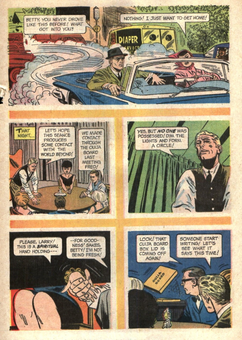 Boris Karloff Tales of Mystery issue 5 - Page 17