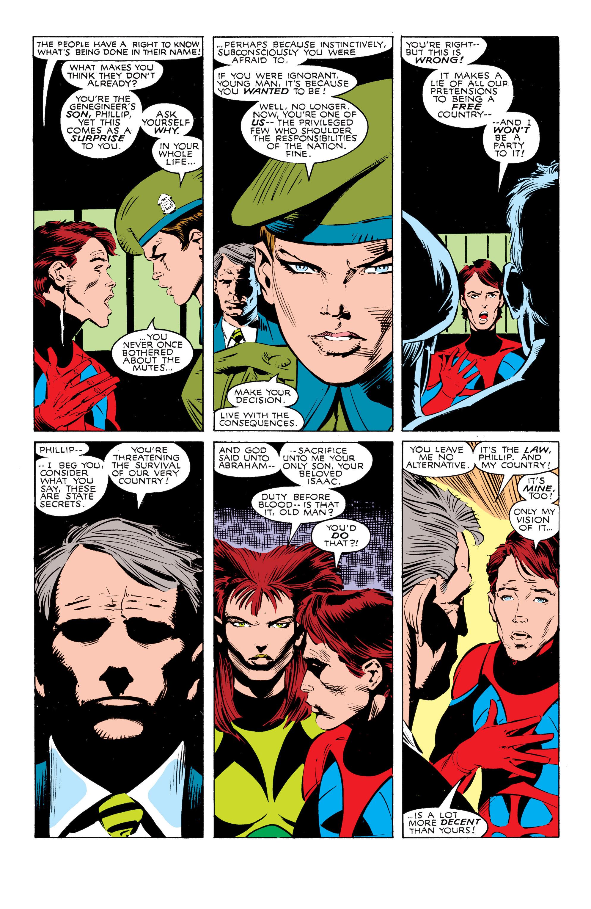 Read online Uncanny X-Men (1963) comic -  Issue #238 - 14