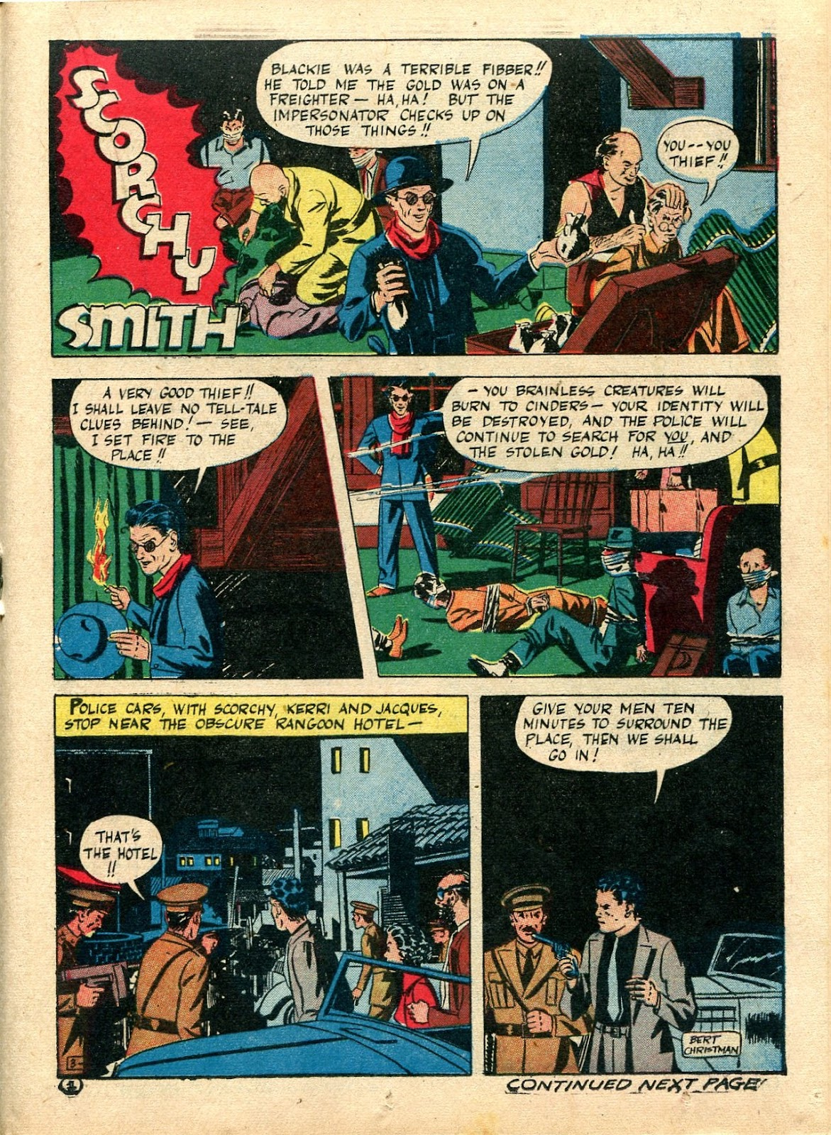 Read online Famous Funnies comic -  Issue #112 - 35