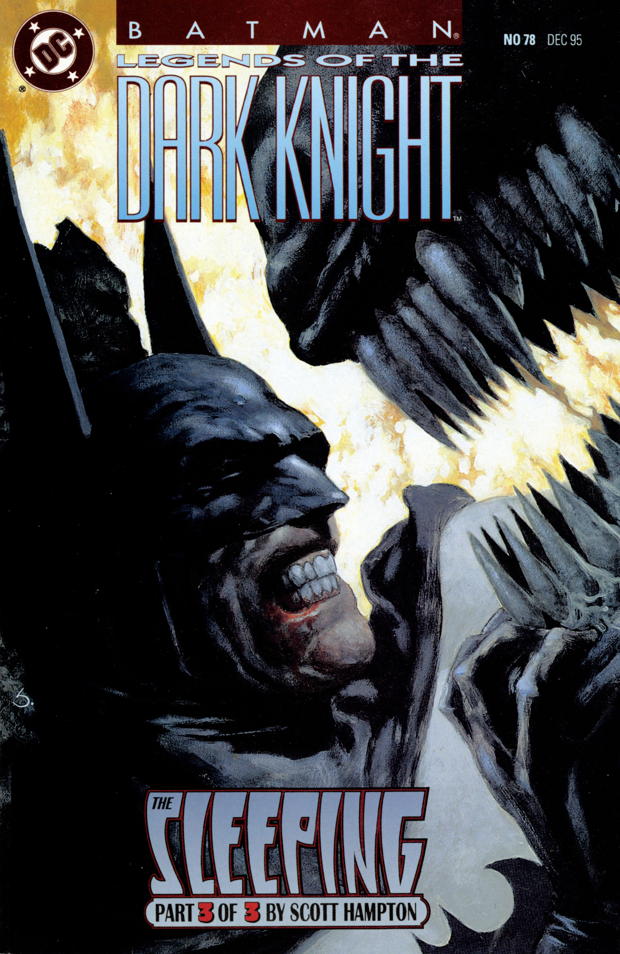 Batman: Legends of the Dark Knight 78 Page 1