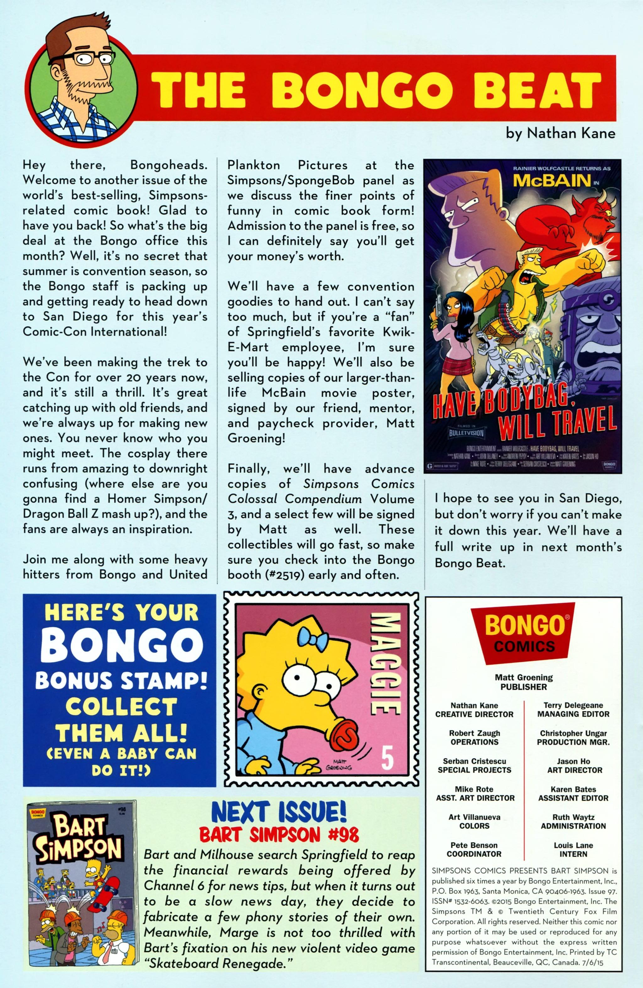 Read online Simpsons Comics Presents Bart Simpson comic -  Issue #97 - 28