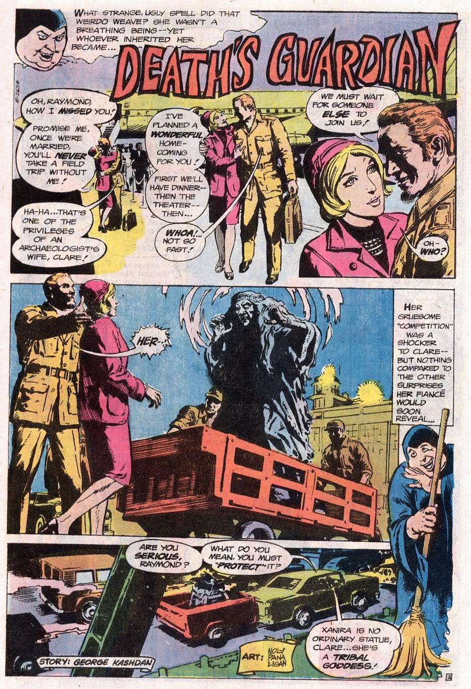 The Witching Hour (1969) issue 72 - Page 10