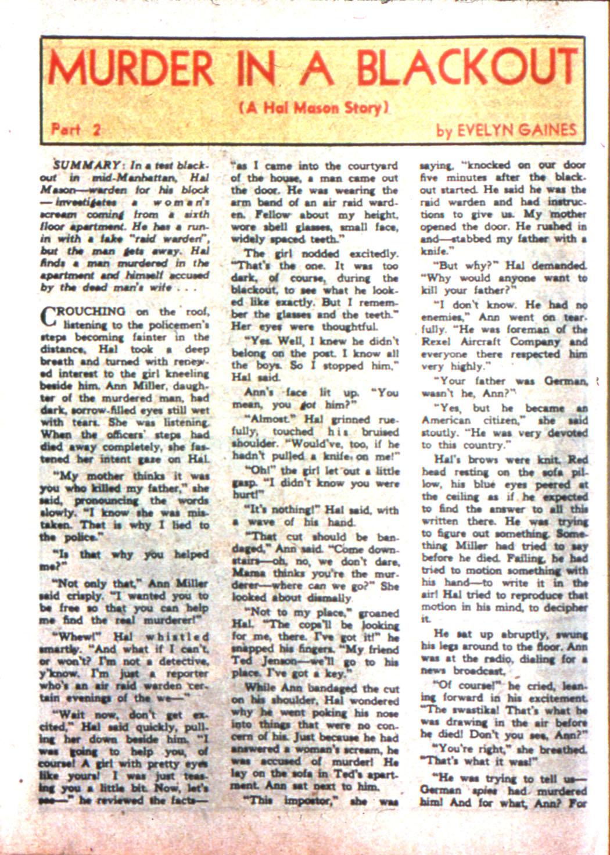 Read online Sensation (Mystery) Comics comic -  Issue #11 - 54