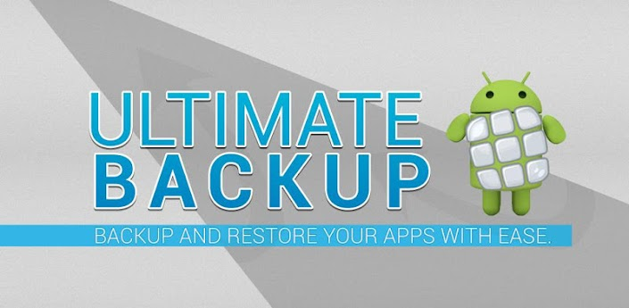 Ultimate Backup Pro v3.0.8 Apk Full App