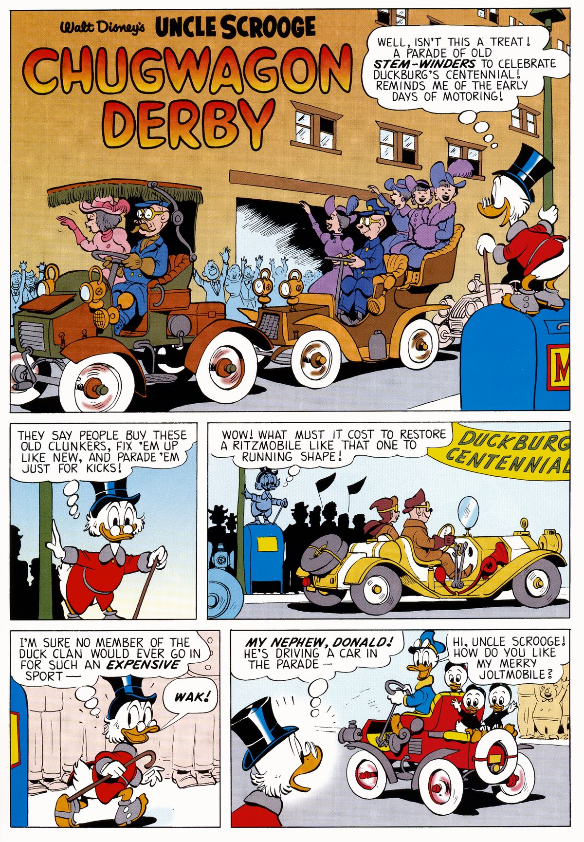 Read online Uncle Scrooge (1953) comic -  Issue #327 - 33