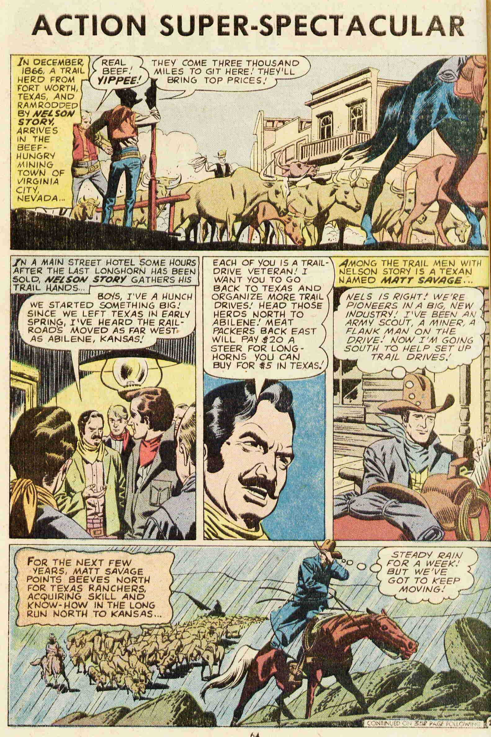 Read online Action Comics (1938) comic -  Issue #437 - 54