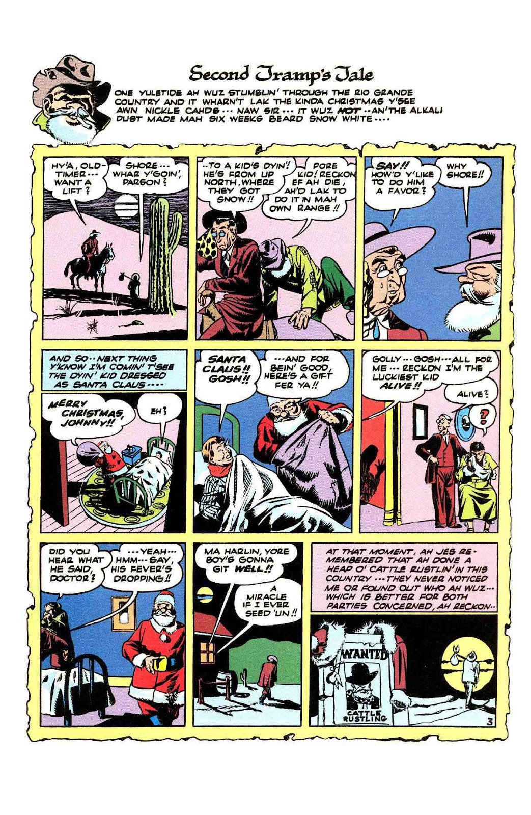 Read online Will Eisner's The Spirit Archives comic -  Issue # TPB 3 (Part 2) - 104