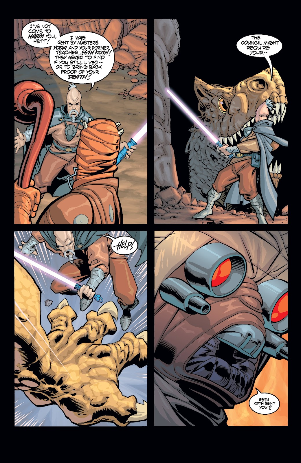 Read online Star Wars Legends Epic Collection: The Menace Revealed comic -  Issue # TPB (Part 2) - 70