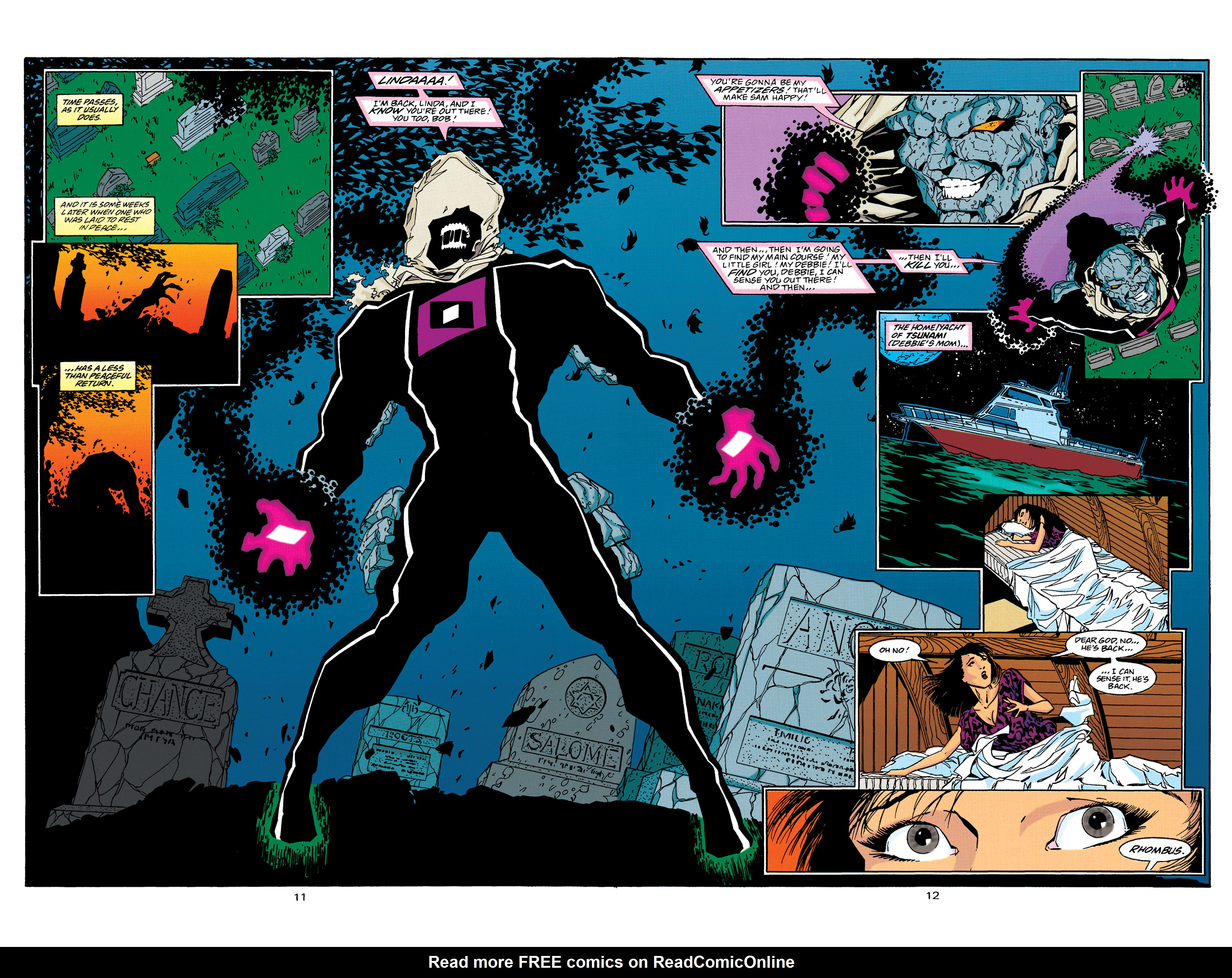Read online Aquaman (1994) comic -  Issue #38 - 12