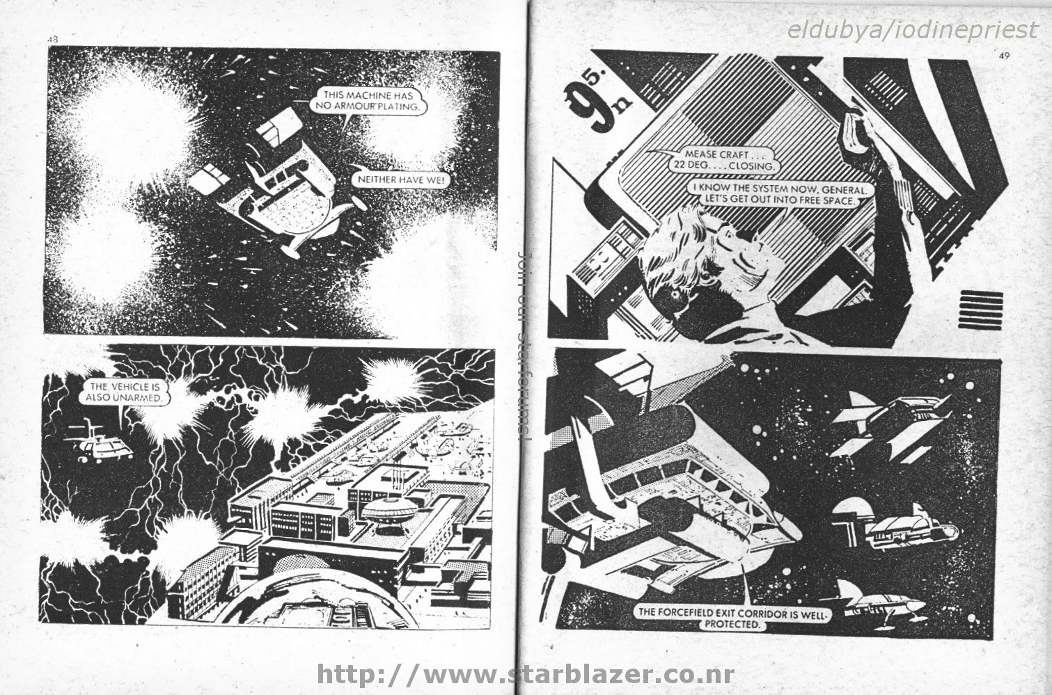 Starblazer issue 50 - Page 26