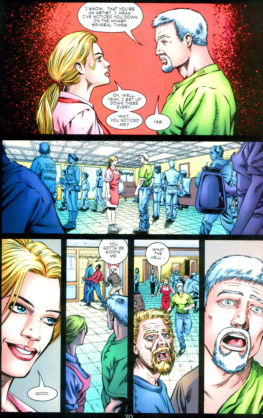 Read online Doctor Fate (2003) comic -  Issue #2 - 21