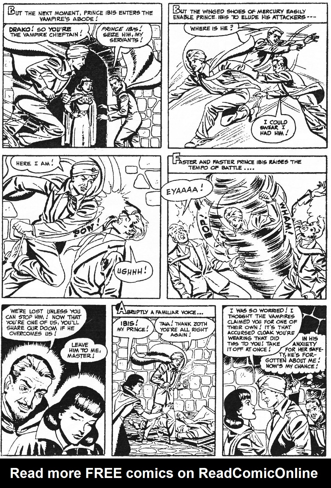 Read online Men of Mystery Comics comic -  Issue #82 - 169