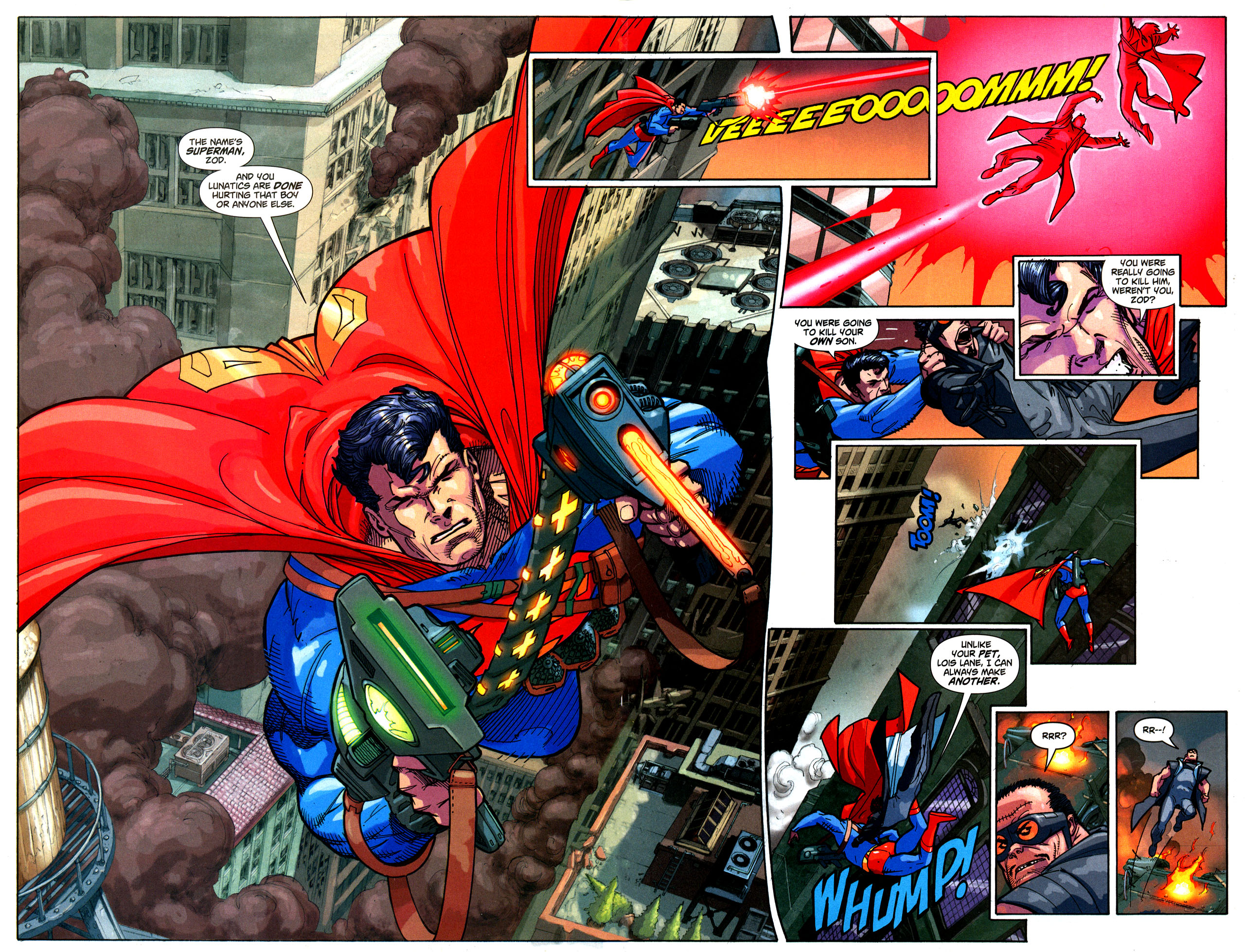 Read online Action Comics (1938) comic -  Issue #Action Comics (1938) _Annual 11 - 12