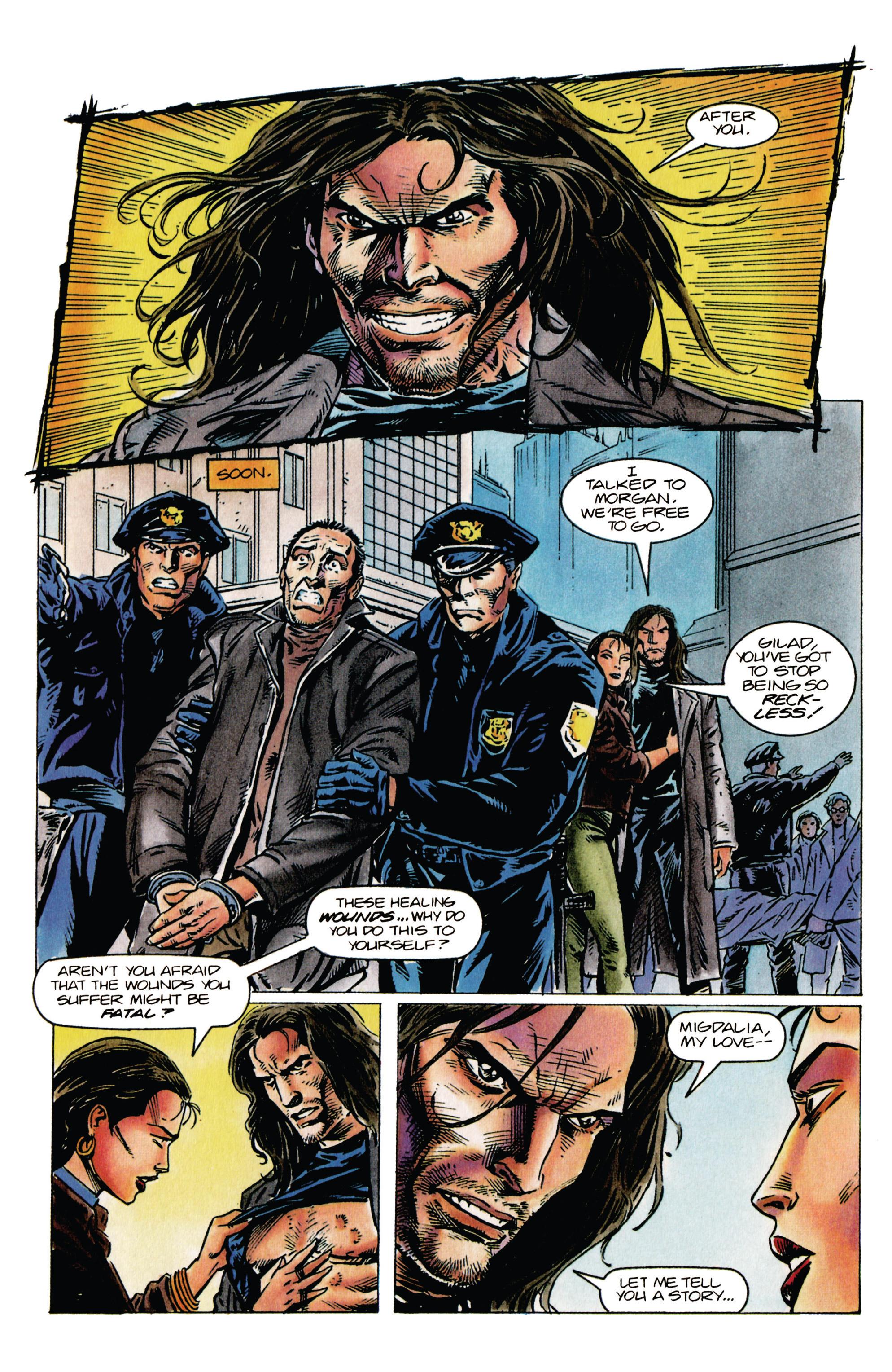Read online Eternal Warrior (1992) comic -  Issue #37 - 6