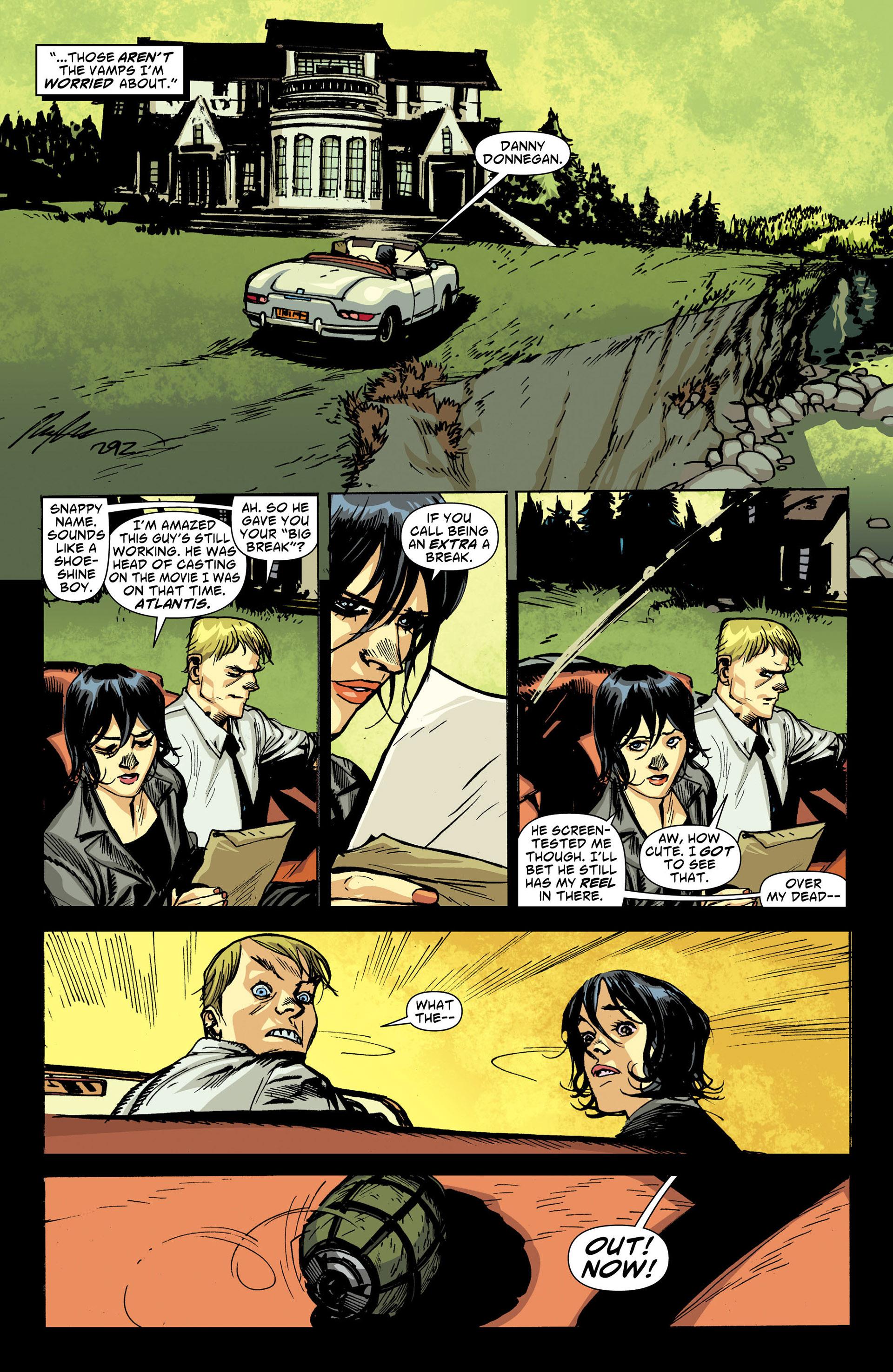Read online American Vampire comic -  Issue #30 - 8