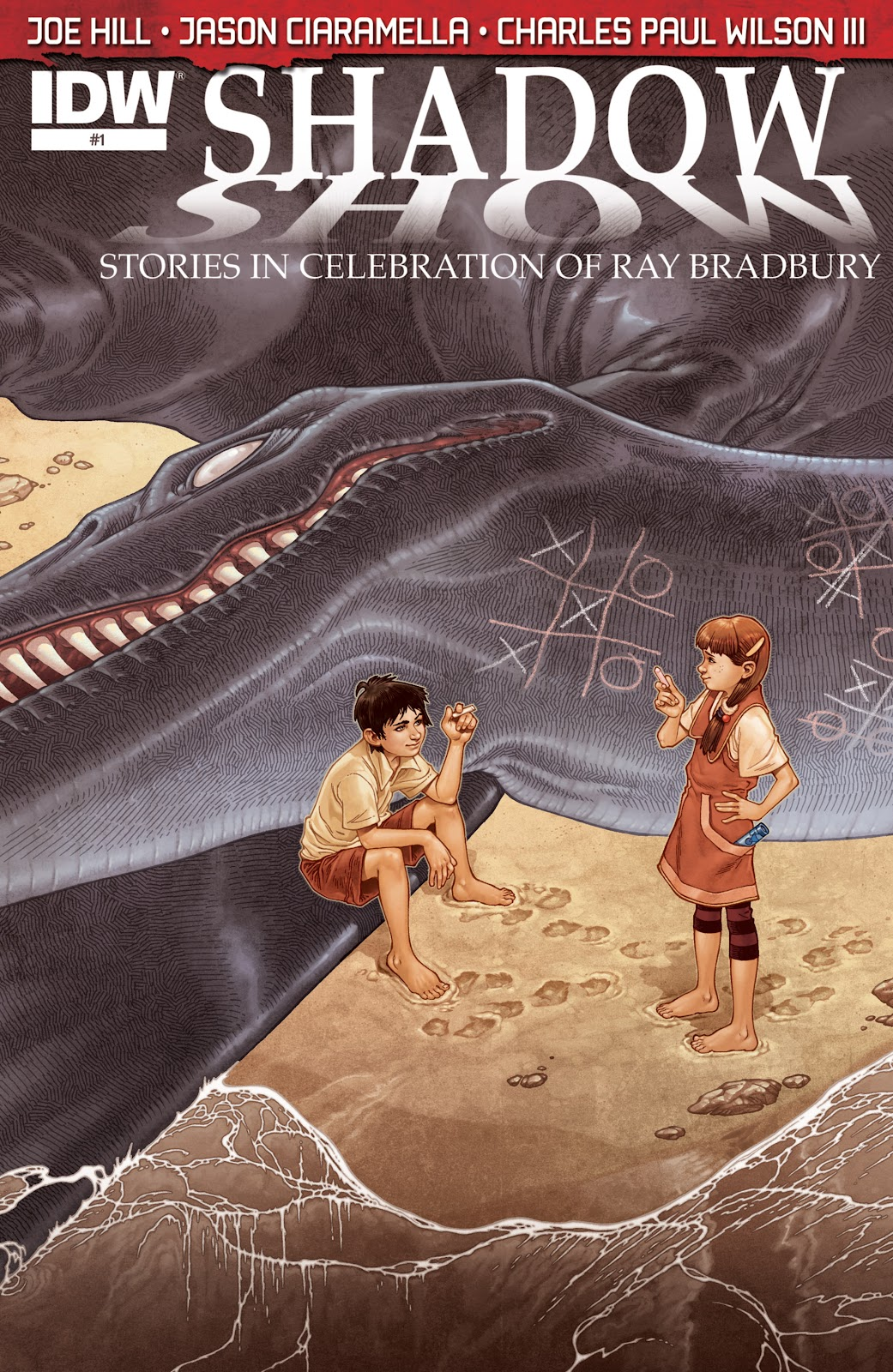Read online Shadow Show: Stories in Celebration of Ray Bradbury comic -  Issue #1 - 1