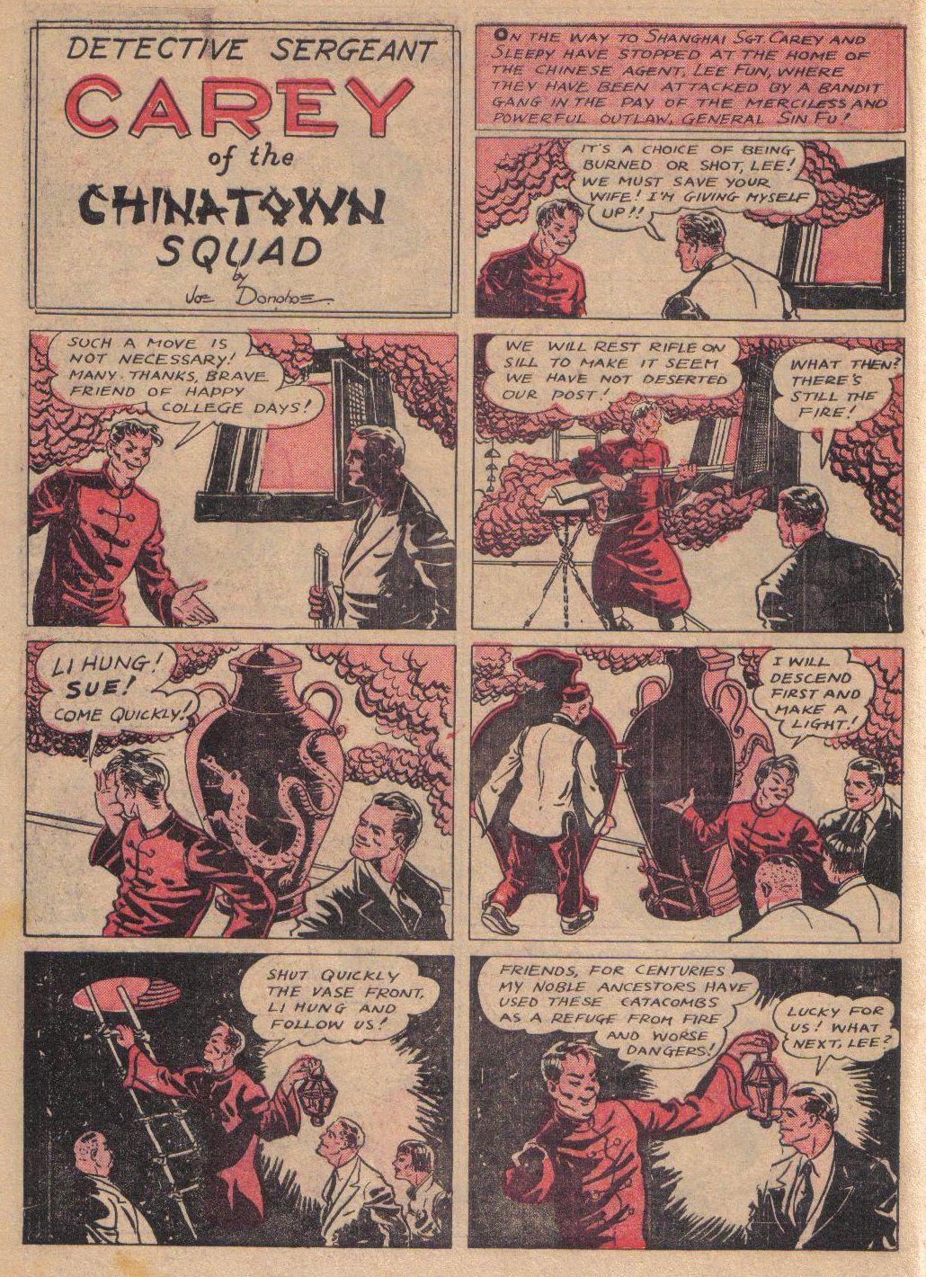 Read online Adventure Comics (1938) comic -  Issue #24 - 44
