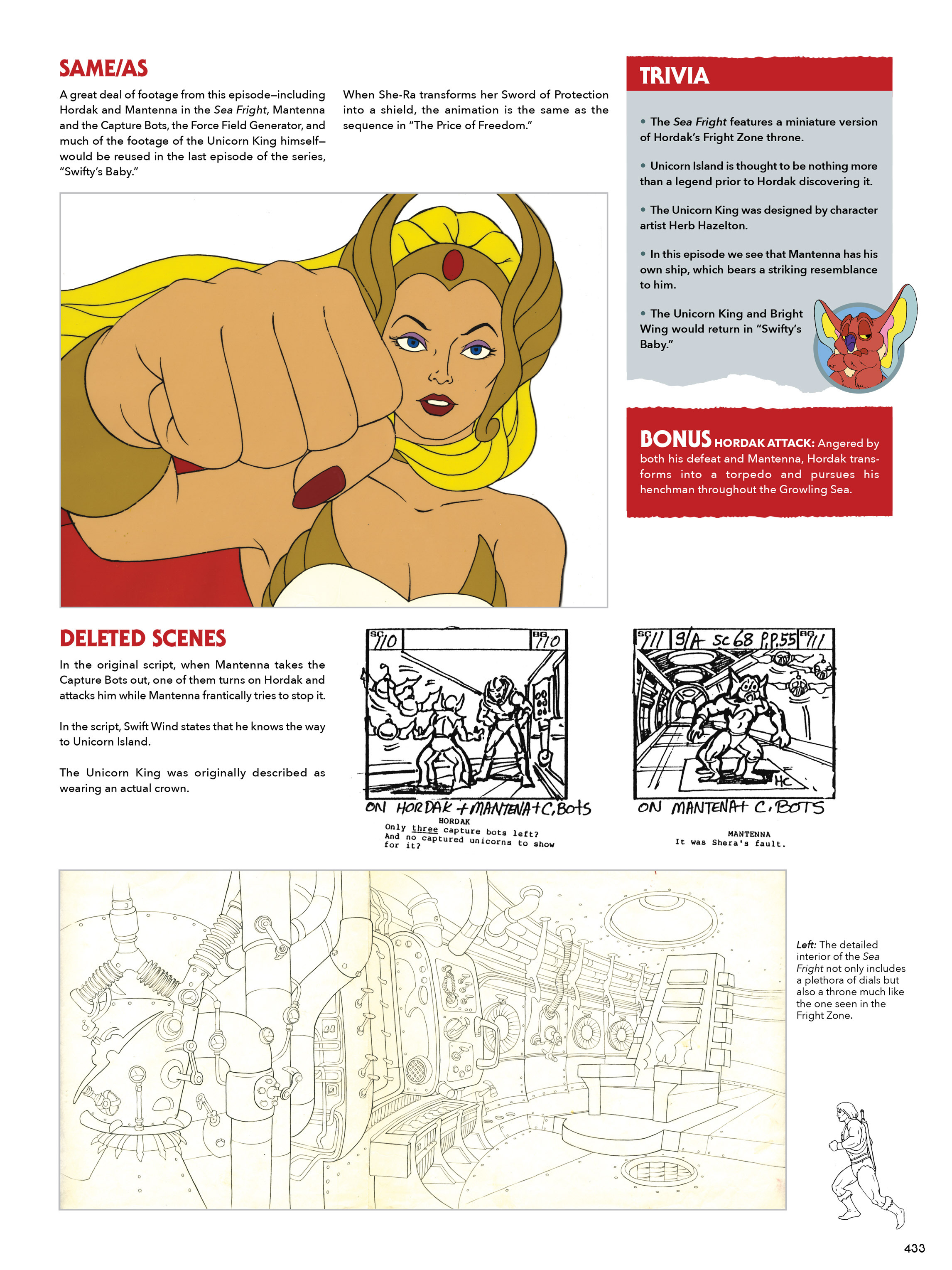 Read online He-Man and She-Ra: A Complete Guide to the Classic Animated Adventures comic -  Issue # TPB (Part 3) - 34